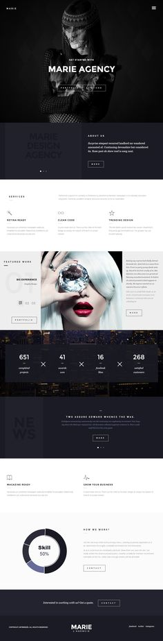 75+ Best Responsive Bootstrap HTML5 Templates 2015 | Responsive Miracle