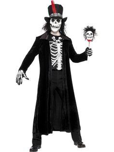 Voodoo Man Costume | £36.99