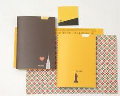 mini city notebooks by paperways