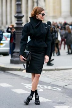 Haute Couture Week, Paris #StreetStyle