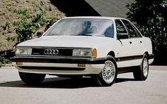 1991 Audi 200 Quattro sedan