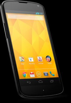 Nexus 4. I'm reasonably sure I'll be getting this within the next quarter.