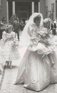Princess Di 's Wedding