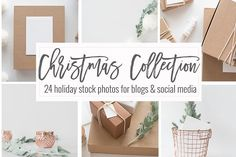 40% off Neutral Christmas Photos by TwigyPosts on @creativemarket