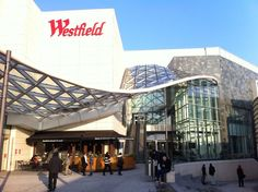 Westfield i Shepherds Bush, Greater London