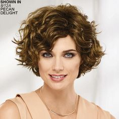 Shop our online store for short hair wigs for women. Wig styles include straight, curly and wavy hair in your favorite pixie, bob or cropped hairstyle. Haircuts For Curly Hair, Short Hair Wigs, Curly Hair Care, Wavy Hair, Curly Hair Styles, Natural Hair Styles, Medium Curly Haircuts, Curly Short, Mexican Hairstyles