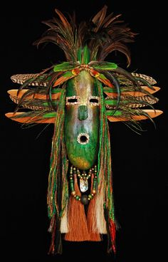 Jungle Guardian mask