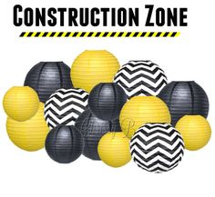 Hey, I found this really awesome Etsy listing at https://www.etsy.com/listing/243508816/construction-zone-deluxe-party