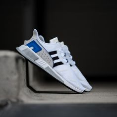 The latest silhouette from adidas Originals, the EQT Cushion ADV is available now in several colorways on KICKZ.com and in our stores!