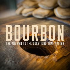 Bourbon Is The Answer Image