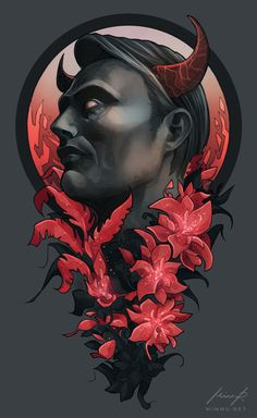 Post with 2108 votes and 126815 views. Tagged with hannibal, madsmikkelsen, willgraham, lovehannibal; Shared by Hannibal Art Hannibal Tattoo, Tattoo Design Drawings, Tattoo Designs, Neo Traditional Art, Arte Obscura, Oldschool, Hannibal Lecter, Dope Art, Tattoo Inspiration