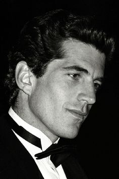 JFK Jr. A great looking guy -- Not another one like him.