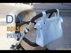 DIY Cómo hacer bolso panera para el carrito del bebe (patrones gratis) | Manualidades