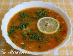 Суп карри. Индийская кухня