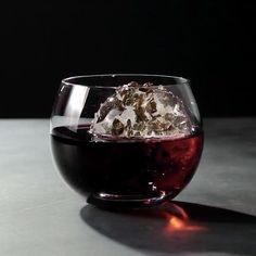 """497 Likes, 12 Comments - Crate and Barrel (@crateandbarrel) on Instagram: """"Cheers to a total eclipse of the sun. ✨Tap link in bio for recipe. #CrateIdea #CrateCocktails…"""""""