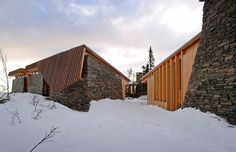 Architecture | wood cabin