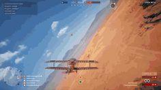 BATTLEFIELD 1 - Tornado Plane