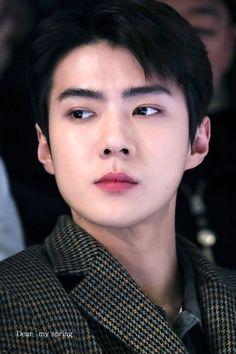 EXO Sehun - Seoul Fashion Week 2019