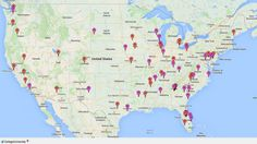 This map shows every school shooting since Sandy Hook