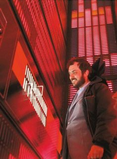 Stanley Kubrick inside HAL 9000 during filming of 2001: A Space Odyssey, 1967. pic.twitter.com/RQQtETo83l