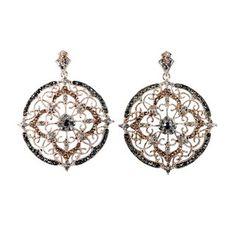 Art Deco Chandelier earrings for Spring 2016 @ Heel to Toe