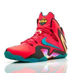 premium selection 20148 ea482 Nike LeBron 11 Elite Hero Lebron 11, Nike Lebron, Nike Basketball, Shoe Art