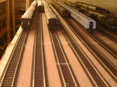 the hidden sidings, aspire gifts and models shop layout, model trains, model railway