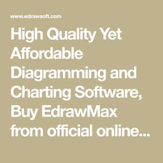 High Quality Yet Affordable Diagramming and Charting Software, Buy EdrawMax from official online store. All orders will be processed securely in real time. Software Project Management, Software Projects, Mind Mapping Tools, Mapping Software, Process Flow Chart, Chart Tool, Gantt Chart, Infographic, Store