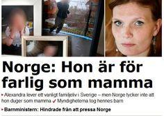 Sverige och UD inte intresserade att få hem 3 barn från Norge