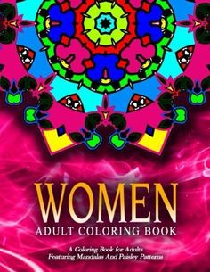 WOMEN ADULT COLORING BOOKS - Vol.16: adult coloring books best sellers for women (Volume 16)