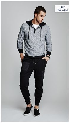 Now Trending: Athletic Style Mens athletic fashion Athleisure men Athletic fashion