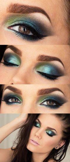 Mavi yeşil