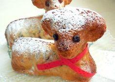 Biskupský velikonoční beránek Easter Recipes, Dinosaur Stuffed Animal, Food And Drink, Sweets, Sweet Recipes, Gummi Candy, Candy, Goodies, Treats
