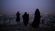 "Women in ""Roof of Tehran"" 