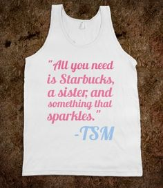 So true on ALL accounts. And not only do I have the best sister, but I have the best sisters-in-law EVER, so there!