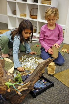 Learning the Reggio way