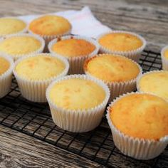 Quark cake muffins - Top Of The World Pastry Recipes, Cupcake Recipes, Cupcake Cakes, Oreo, Pastry Logo, Pastry Cake, Mexican Pastries, Mexican Breakfast Recipes, Eat Lunch