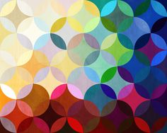 """Circular Motion  by Steven Womack   Stretched Canvas / MEDIUM (22"""" x 18"""")  $95.00"""