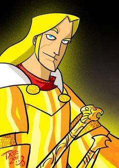 Artist Creates 300 Cartoon GAME OF THRONES Characters - News - GeekTyrant