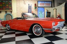 1966 Ford Thunderbird Convertible for sale #1810567   Hemmings Motor News
