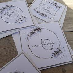 🖤🌼🌿Trauerkarten 2.0🌱🌷🖤 *** WERBUNG *** Die Stempel von @creative.depot sind wirklich toll, selbst für traurige Anlässe findet man den richtigen Trostspruch. Ich habe paar Karten mehr gemacht...inspiriert von @scrapgoere  #margaswelt #karten #kartenbasteln #kartenfürjedenanlass #trauerkarte #papeteria #papeteriaokolicznosciowa #cards #beileidskarte #karty #ilovescrapbooking #papier #stempeln #stanzen #creativedepot #dufehlst #brakujesz Karten Diy, Creative Depot, Notebook, Inspiration, Up, Instagram, Videos, Paper, Stamping