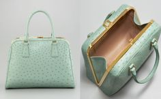 Love this! Love the inside. Holy cookies.... Just looked at the price.  It's a Prada @ $6,600 something.