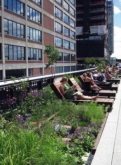 The High Line, New York, USA