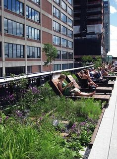 The High Line, New York, USA