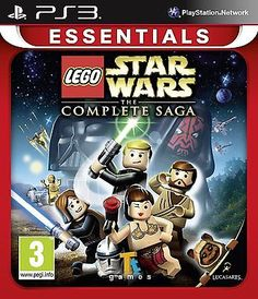 Lego star #wars: the complete saga - #essentials (ps3) [new #game],  View more on the LINK: http://www.zeppy.io/product/gb/2/400984894050/