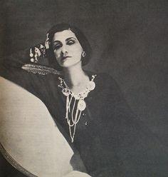 1937  #CocoChanel  #Chanel