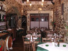 Elia Traditional Taverna – The Old Town #Kos Famous for it's authentic Greek atmosphere and homemade Greek cooking http://www.kosexplorer.com/place/elia-traditional-taverna-the-old-town/