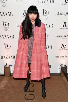 Harper's Bazaar Women of the Year Awards - Arrivals - Zimbio