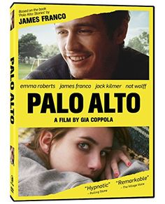 Gia Coppola makes her feature directorial debut with this drama adapted from a series of short stories by James Franco, who stars as a soccer coach in the titular California town where bored teens begin to stir up trouble. April (Emma Roberts) is a vir...