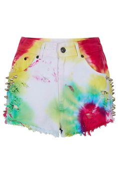 6016a6ddd7   Renton Shorts by The Ragged Priest - New In This Week - New In - Topshop